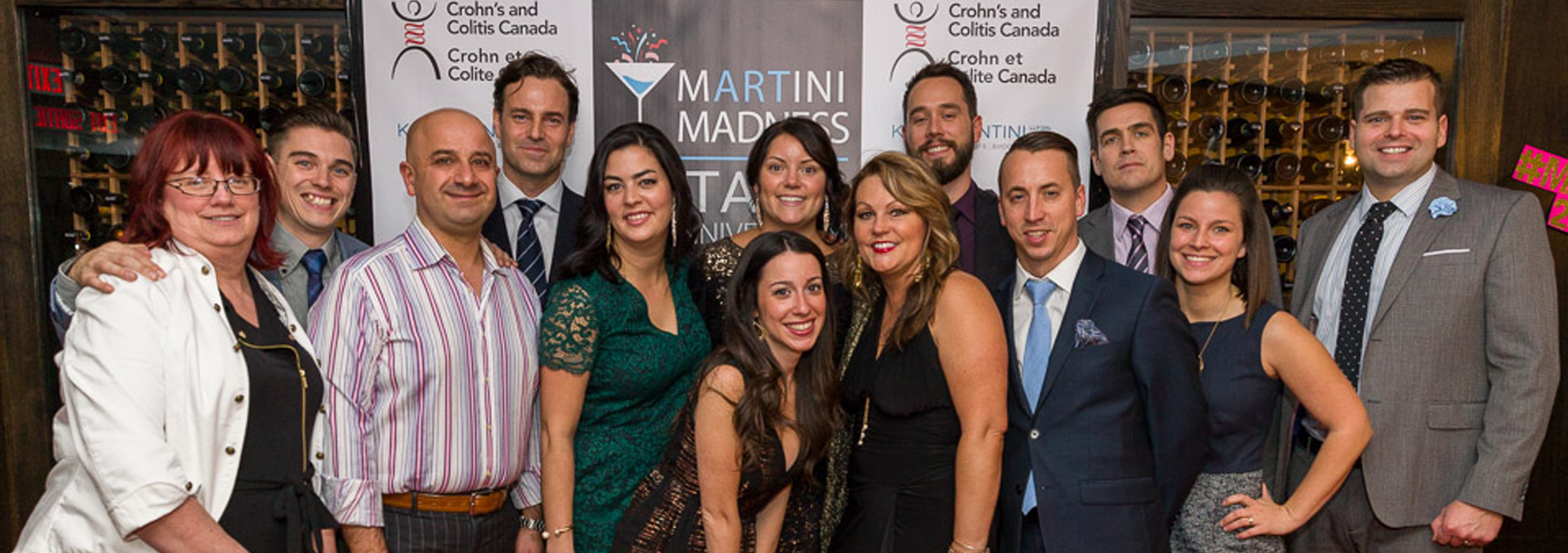 Martini Madness is back in Ottawa for its 12th year of fun and fundraising.