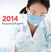 Crohn's and Colitis Canada 2013-2014 Research Report