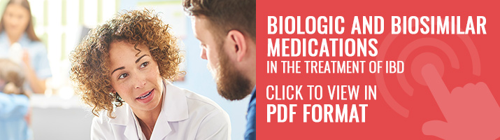 Biologic Medications in the treatment of inflammatory bowel disease (IBD)