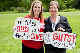 Register for the 2018 Gutsy Walk!