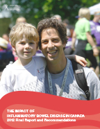 impact Report cover for 2012