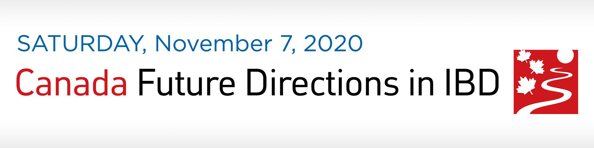 Canada Future Directions in IBD Banner