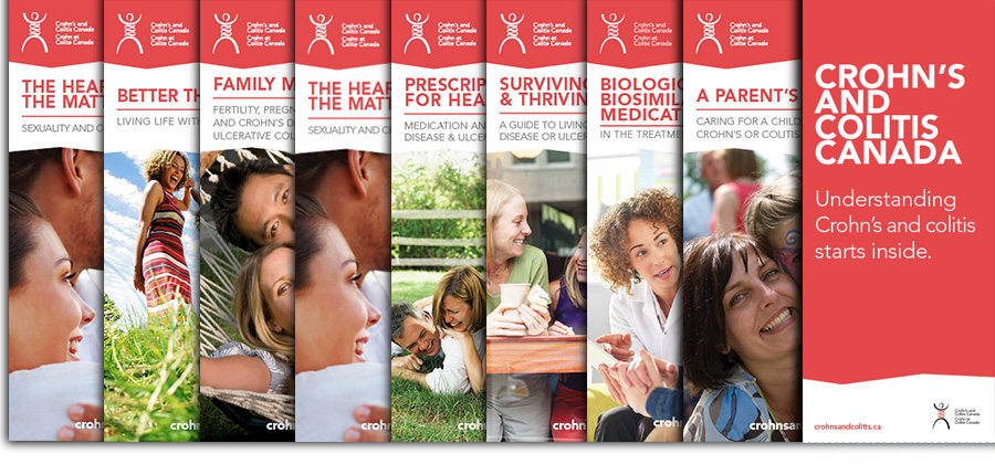 Crohn;s and Colitis Brochures