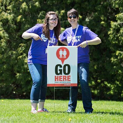 Crohn's and Colitis Canada's GoHere Washroom Access Program expands through a new partnership with the City of Greater Sudbury