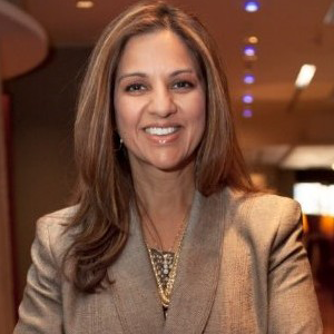 Mina Mawani, President and CEO of Crohn