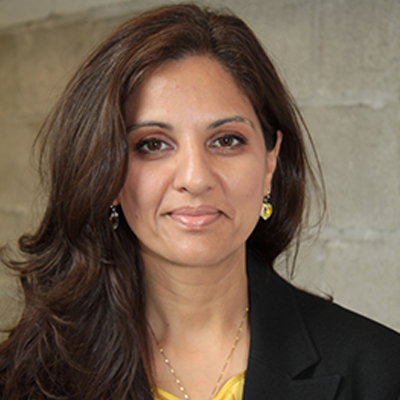 We welcome Mina Mawani as our new President and CEO