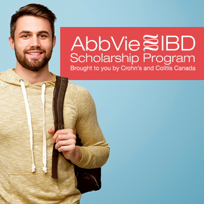 Crohn's and Colitis Canada is Proud to Announce the 2020 AbbVie IBD Scholarship Recipients