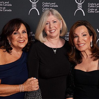 25th anniversary gala unites the community and raises nearly  $1.5 million for Crohn's and Colitis Canada